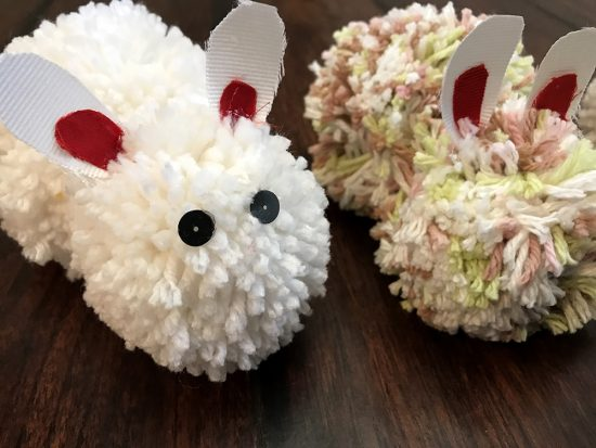 A Cute Easter Bunny Craft