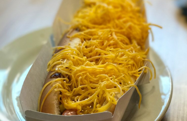 Gold Star Chili's BIG CONEY and a {Giveaway}