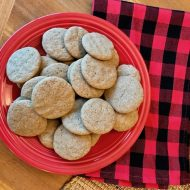 Amazing and Simple Speculoos Cookie-Butter Cookies