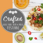 Crafted Festival {Local Food, Beer and Music} and a Giveaway