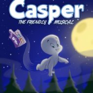 Casper the Friendly Musical and A Giveaway