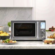 Get Cooking with The Breville Combi Wave 3-in-1