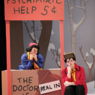 A Charlie Brown Christmas at the Children's Theatre of Cincinnati Plus More Holiday Shows