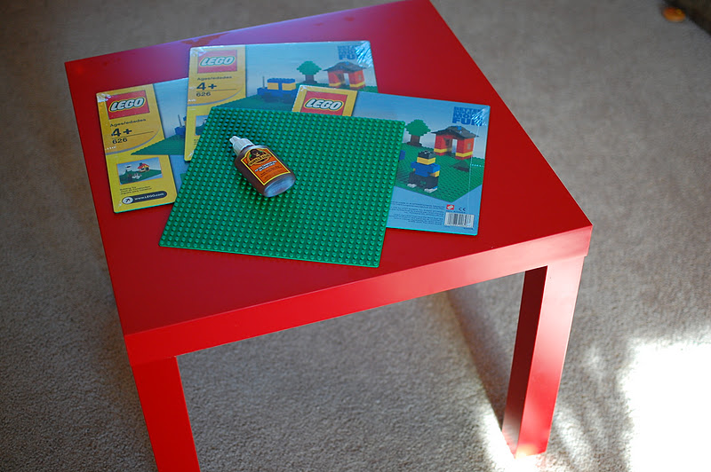 Diy lego table a bird and a bean for 10 in 1 game table toys r us