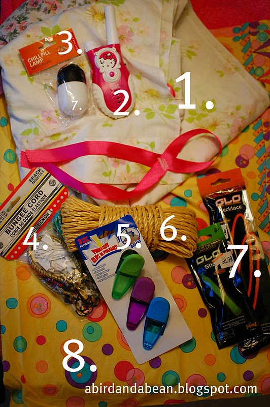 DIY tent for kids - Make Your Own Fort Kit! This may be the best (and fastest) DIY gift for kids that I've seen. WHAT an awesome idea. cheap, great for imaginative kiddos, and can result in HOURS of play.