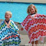 towel ponchos