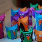 cute owl craft
