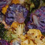 roasted super veggies