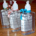 personalized hand soap