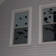 silhouette decorations
