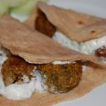 falafel & tzatziki