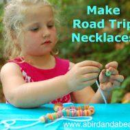 road trip necklaces
