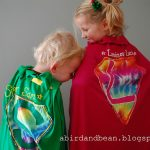 diy no sew super hero capes