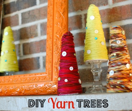 yarn-trees
