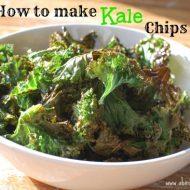 Kale Chips :: Super Snack