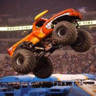 Monster Jam is coming to town {GIVEAWAY}
