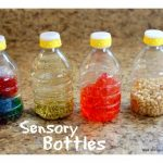 Homemade Sensory Bottles