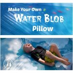 Water Blob Pillow Tutorial