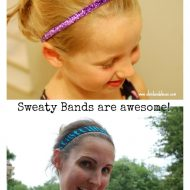 Sweaty Bands {Giveaway}