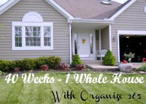 40 Weeks 1 WHOLE house