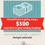 $500 Checked Twice {Giveaway}