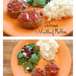 Simple Meatloaf Muffins