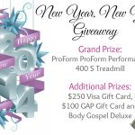 New Year, New You {Giveaway}