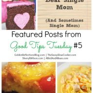 Good Tips Tuesday #5