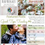 Good Tips Tuesday 6