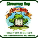 Leap into Books Blog Hop {Giveaway}