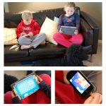 Educational Apps ….to keep them busy for a minute.