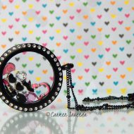 Origami Owl Necklace {Giveaway}