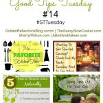 Good Tips Tuesday Link Up