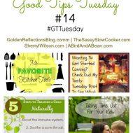 Good Tips Tuesday 4/14