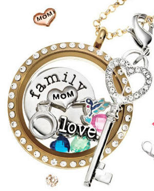 Origami Owl Necklace 2