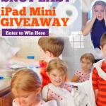 """Motherhood's SNOT Easy""  Ipad mini Giveaway!"