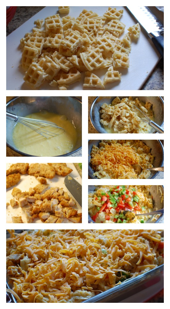 chicken and waffle strata2
