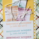 Make Your Own Stamp with String