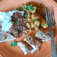 Simple Indian Feast