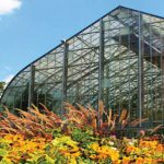 The Edible Landscape Garden at Krohn Conservatory {Giveaway}