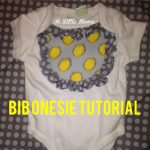 Embellished Bib Onesie Tutorial