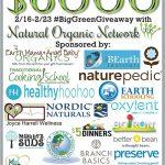 Big Green Giveaway