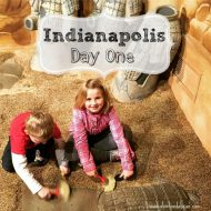 Trip to Indianapolis :: Day One #LoveIndy