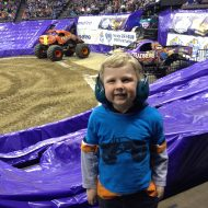 Monster Jam is coming to Cincy {Giveaway}