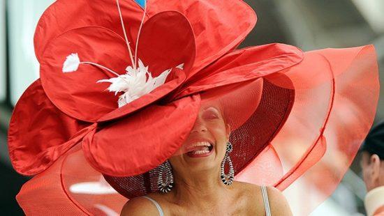 crazy derby hat -www.stylelist.com