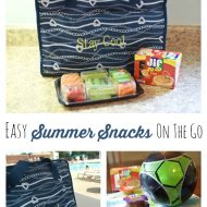 Convenient Summer Snacks On The Go
