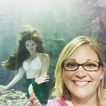 World Famous Weeki Wachee Mermaids at The Newport Aquarium