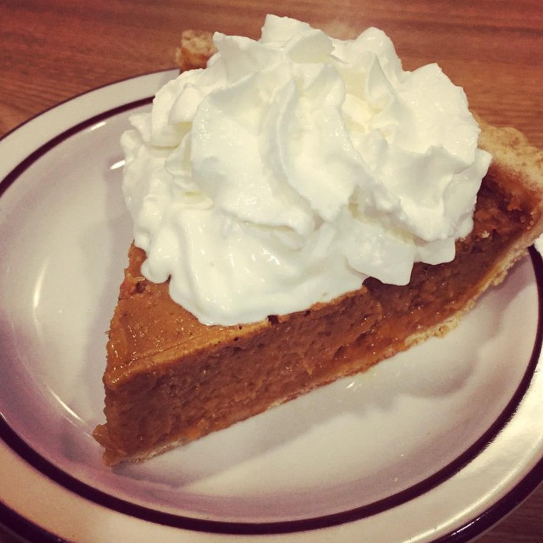 Frisch's Pumpkin Pie {Contest}