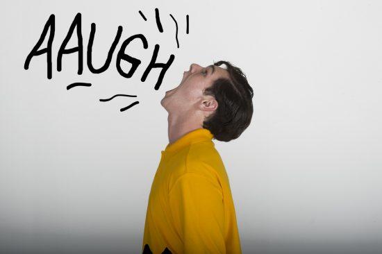 Charlie Brown AAUGH