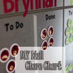 DIY Wall Chore Chart